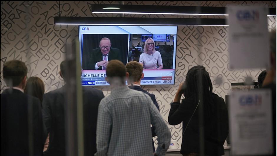 Grossbritannien: Neuer Fernsehsender GB News gestartet
