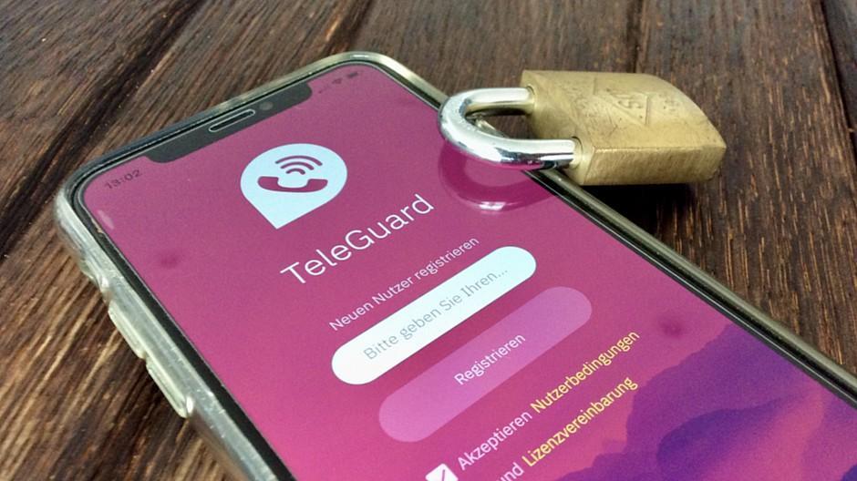 TeleGuard: Neuer Messenger auf dem Markt