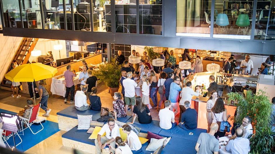 Republica: Neuer Standort «Matte Lab» eingeweiht