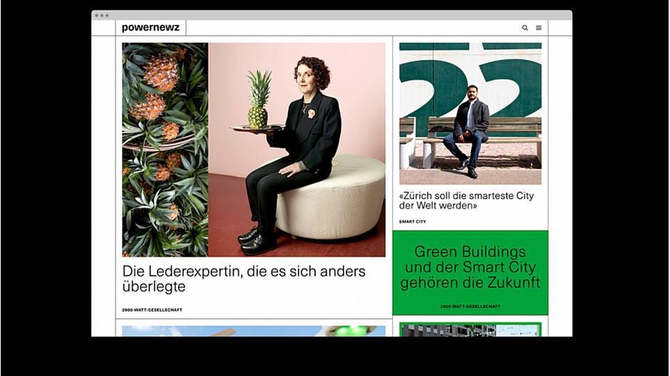 TBS Markenpartner: EWZ-Digital-Magazin generalüberholt