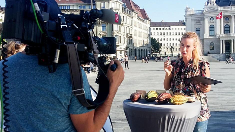 Was kostet die Schweiz?: Neues Format mit Nicole Berchtold
