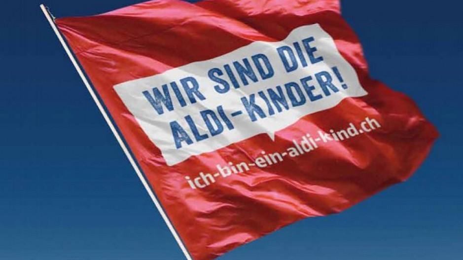 Scholz & Friends NeuMarkt: Neues Image für Aldi Suisse