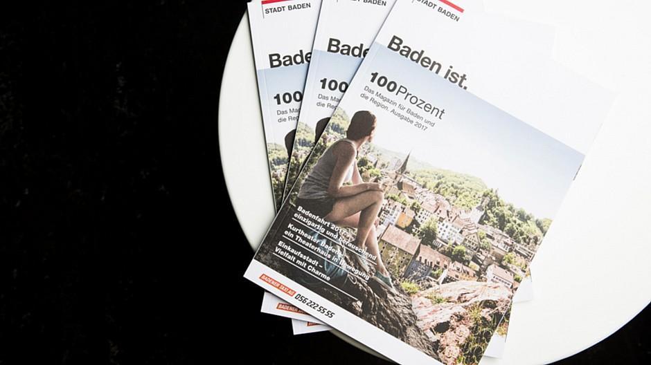 Schaerer und Partner: Neues Magazin für die Stadt Baden