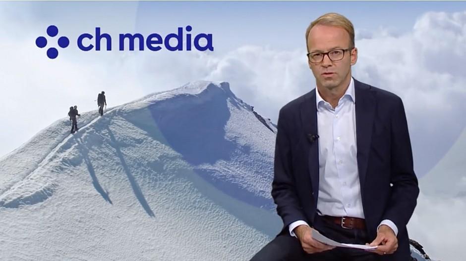 CH Media: Neues Medienunternehmen ist gestartet