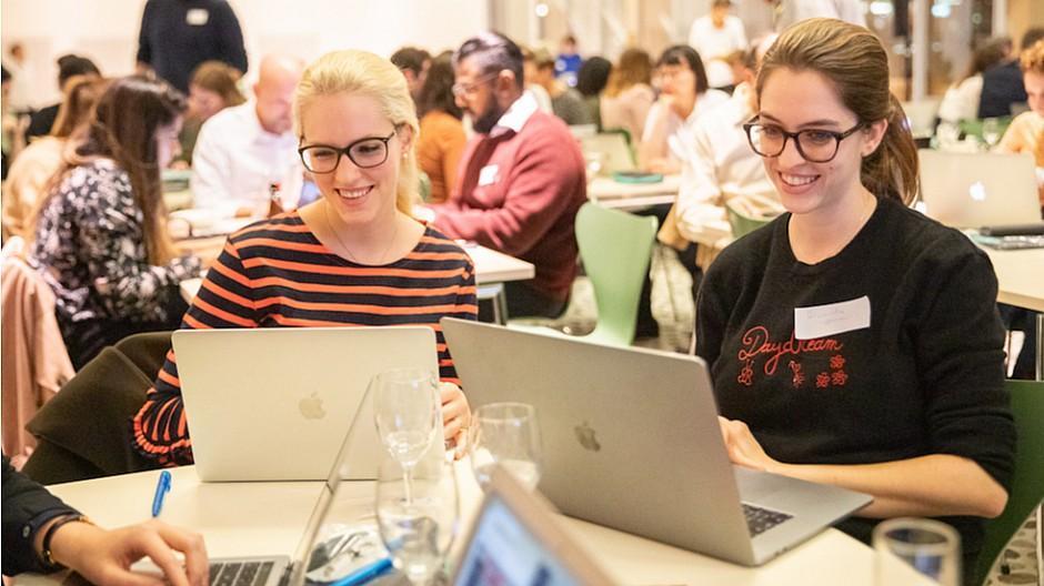We Shape Tech: Neugier, Diversität, HTML und CSS
