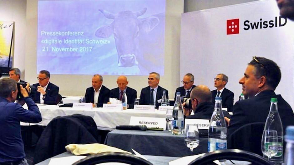 Swiss ID: Neun Firmen lancieren gemeinsam die E-ID