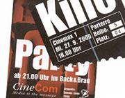 Schweizer Premiere: Cannes Rolle 2000