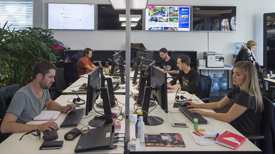 Nau.ch: Newsportal investiert in mobiles Studio
