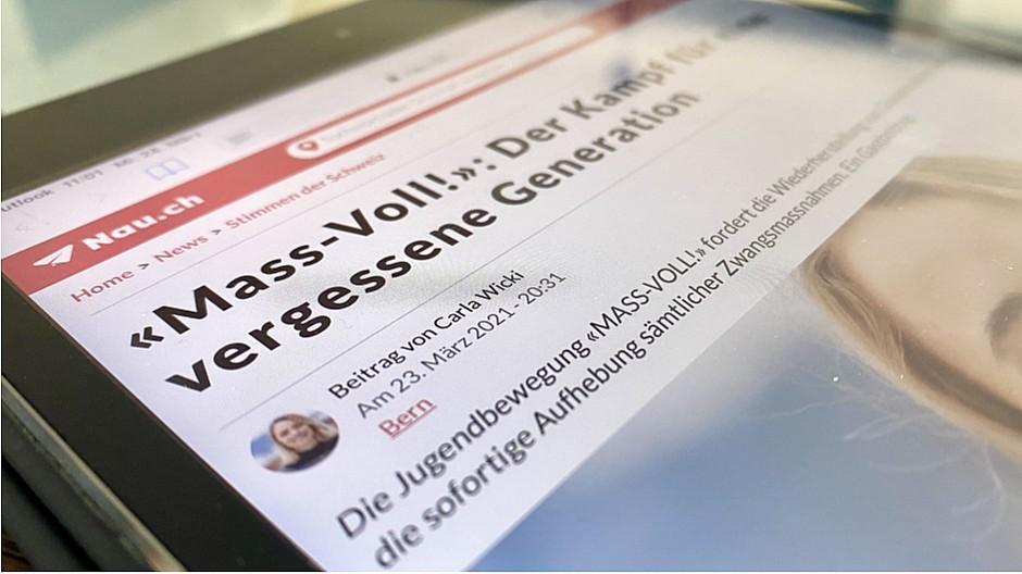 Nau.ch: Newsportal löscht manipuliertes Voting