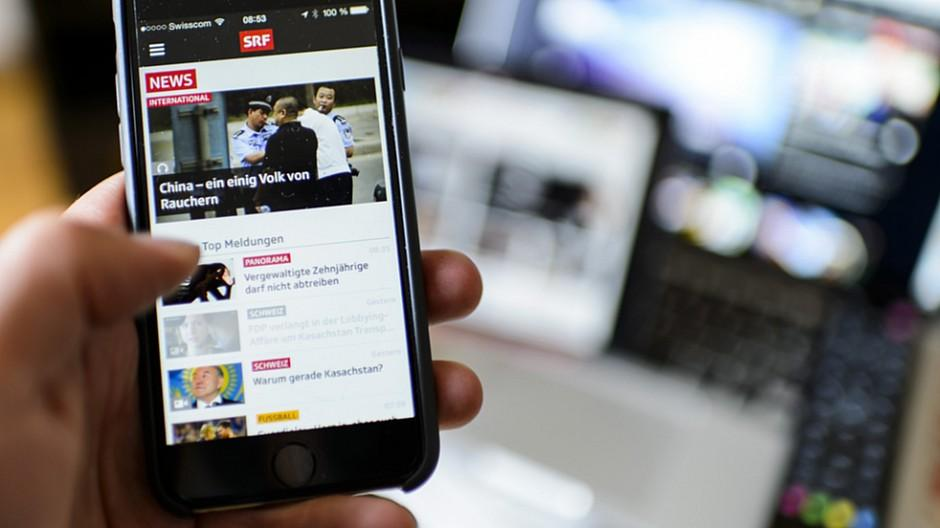 Net-Metrix Profil 2018-1: Newsportale legen bei der Mobile-Nutzung zu