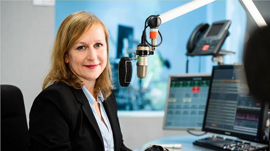 Radio SRF: Nicoletta Cimmino ist «Journalistin des Jahres 2019»