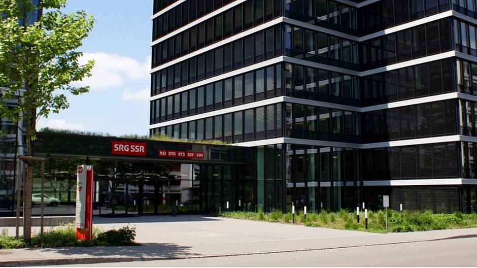 SRG: Niemand will das Gebäude der Generaldirektion