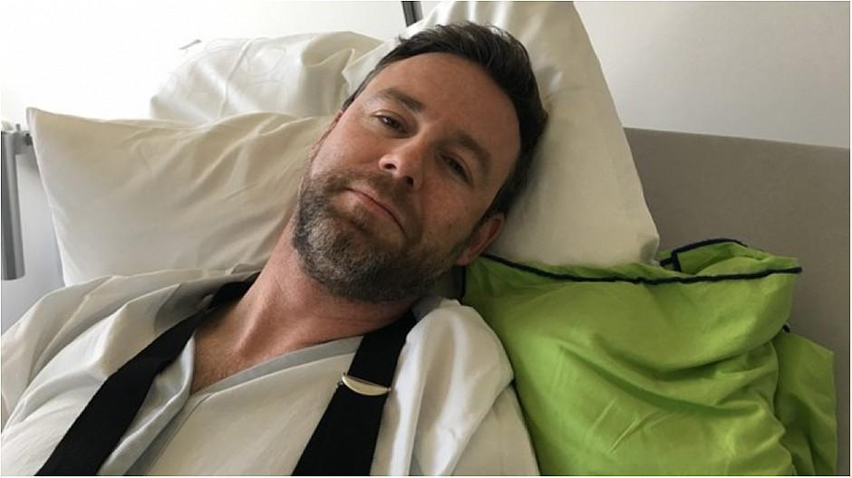 SRF: Nik Hartmann fällt nach Velounfall aus