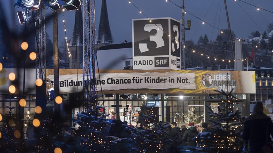 Glückskette: «No Billag» gefährdet die Stiftung