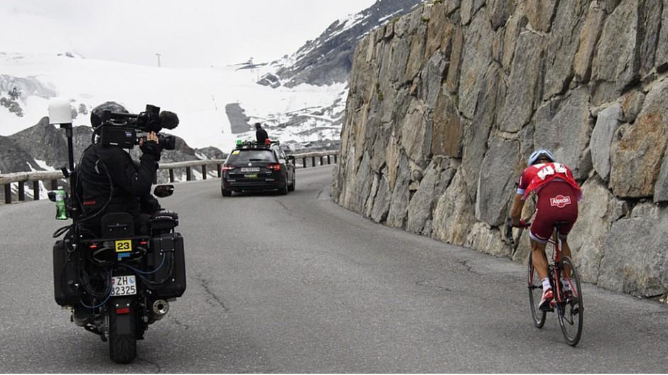 SRG: No-Billag-Initiative gefährdet Tour de Suisse