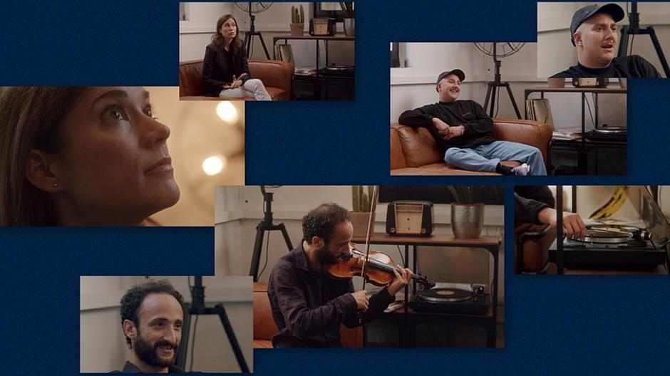 Freundliche Grüsse: Notenspende für die Schweizer Musikszene