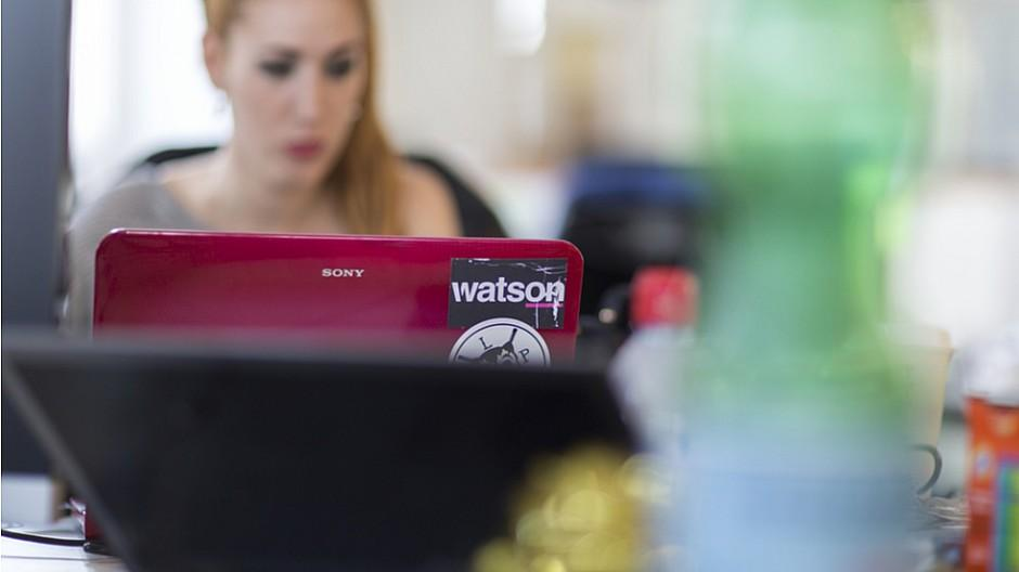Login-Allianz: Nur «Watson» will nicht mitmachen