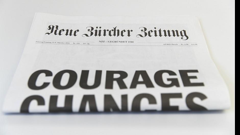 Medienkrise: NZZ soll Stellenabbau bevorstehen