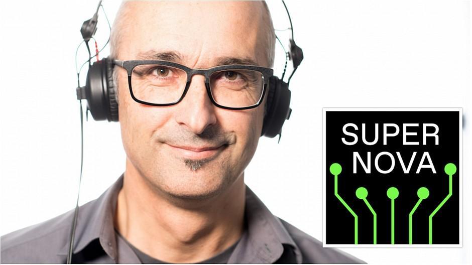 Supernova Podcast: «Oben in den Charts sind meist sehr aufwendige Formate»