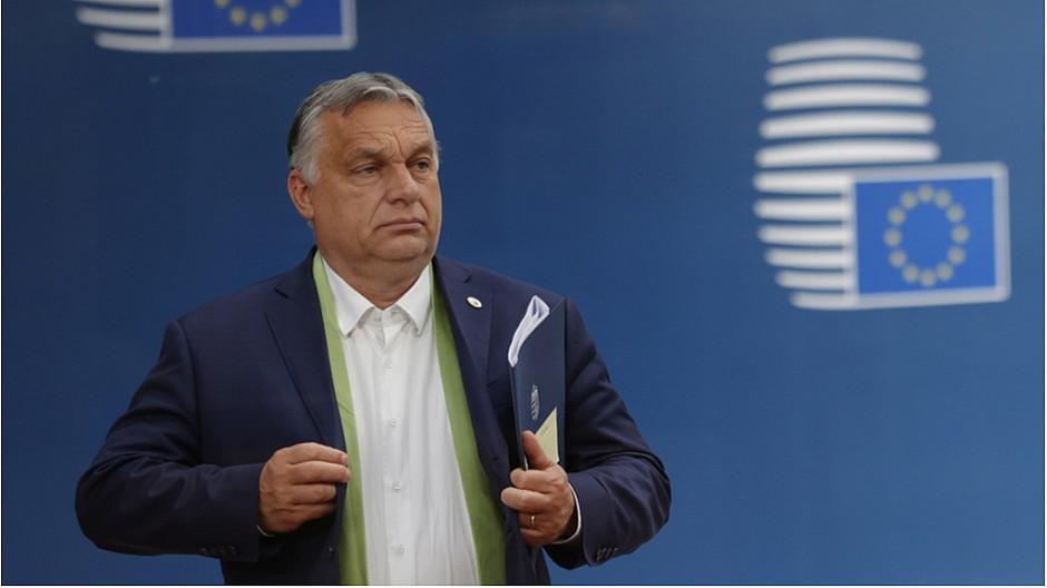 Reporter ohne Grenzen: Orbán als Feind der Pressefreiheit gelistet
