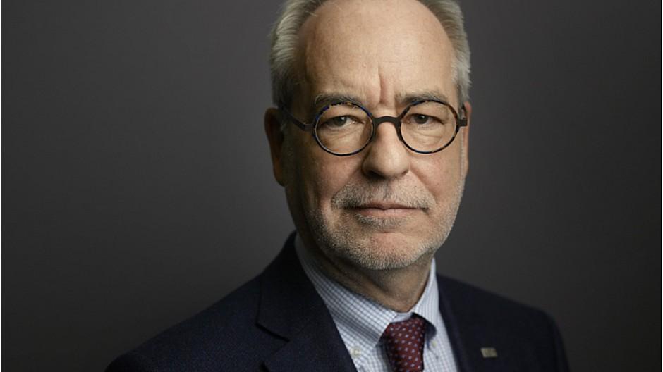 Schader-Preis 2018: Otfried Jarren wird ausgezeichnet