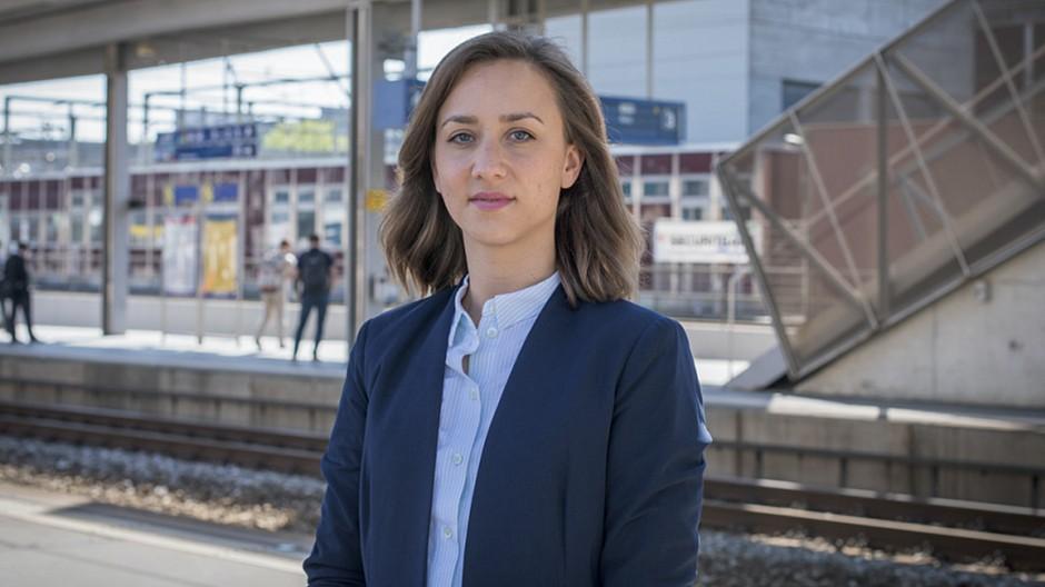 SBB: Ottavia Masserini wird neue Sprecherin