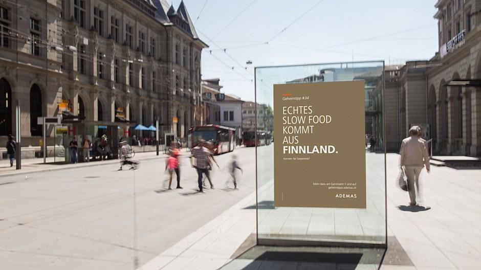 Werbestadt: Packenden Storys auf der Spur