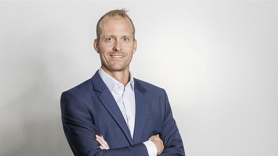 Heidelberg Schweiz: Pascal Rölli neu im Management