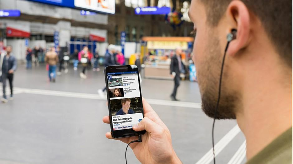 Tamedia: Pendlerradio erreicht zwölf Minuten Hördauer
