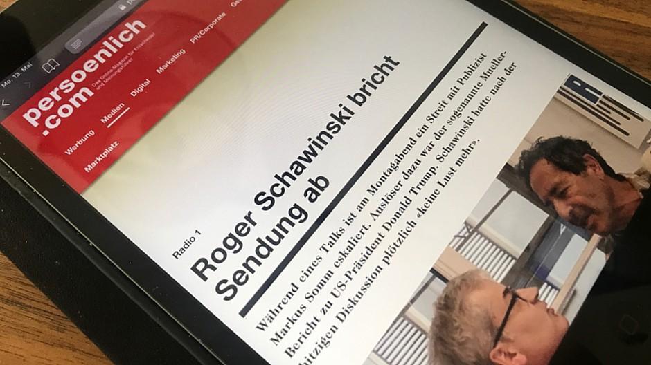In eigener Sache: persoenlich.com mit neuem Rekord
