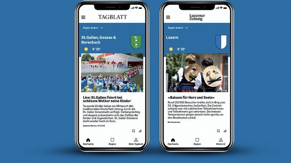 NZZ: Personalisierte News auch für die Regionen