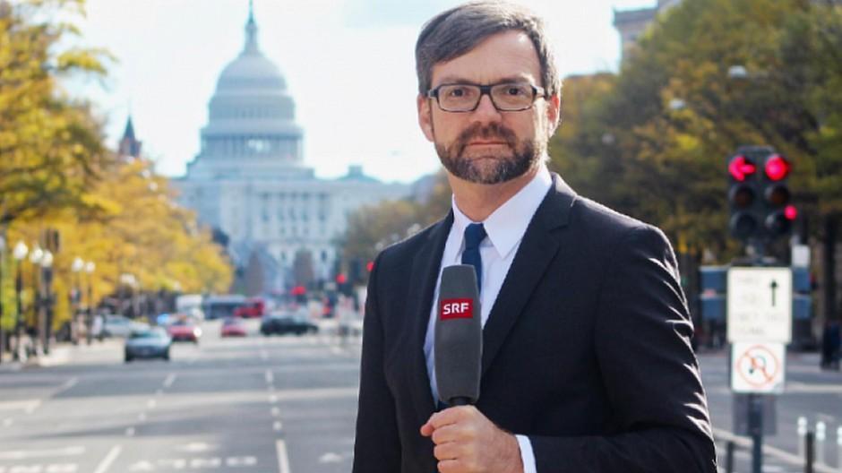 SRF: Peter Düggeli kehrt aus Washington zurück