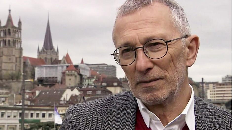 SRF: Peter Rothenbühler bei «Schawinski»