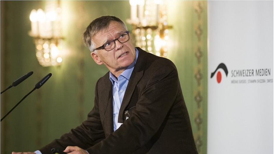 Gesetz über elektronische Medien: Peter Wanner schiesst scharf gegen den Gesetzesentwurf