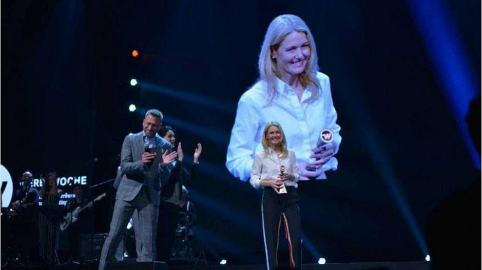 Werberin des Jahres 2019: Petra Dreyfus holt sich den «Egon»