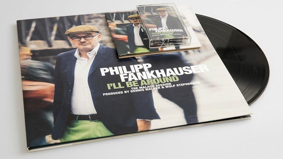 Serviceplan Suisse: Philipp Fankhausers Album in Szene gesetzt