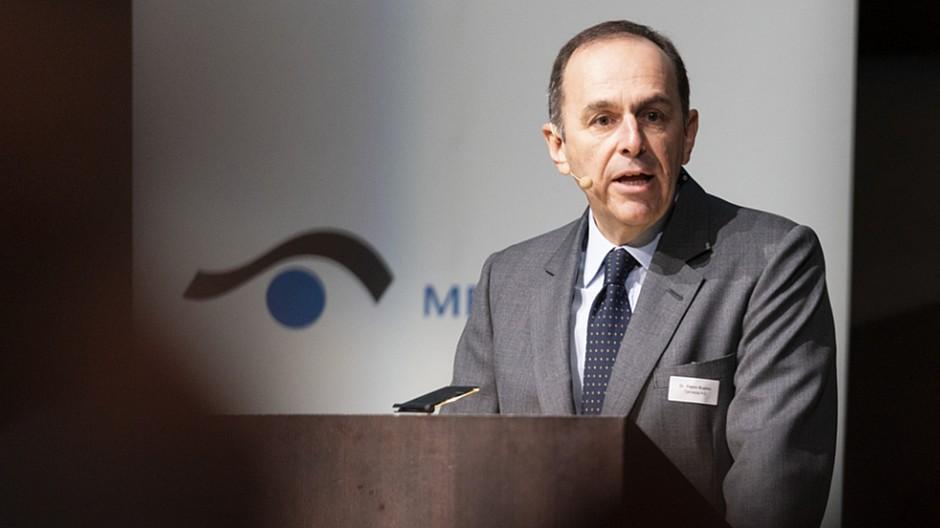 Presseförderung: Pietro Supino fordert 120 Millionen Franken