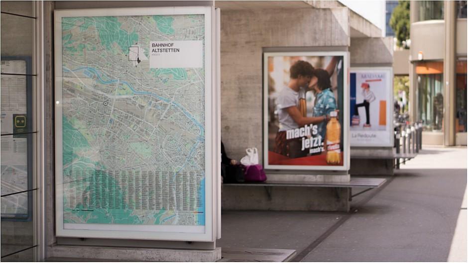 Studie zur Werbebeachtung: Plakate top – regionale TV-Werbung ein Flop