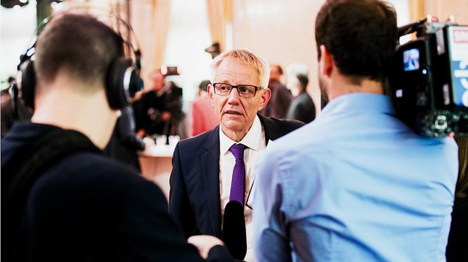 Hanspeter Trütsch: «Politik kann man auch beim Wandern erleben»