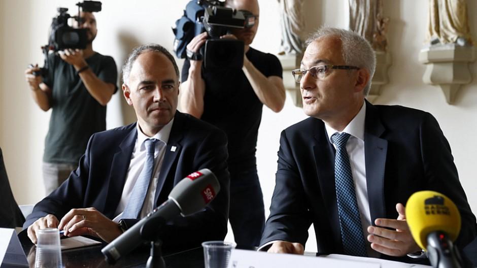 Umzug Radiostudio Bern: Politiker fordern Kompetenzzentrum in Bern