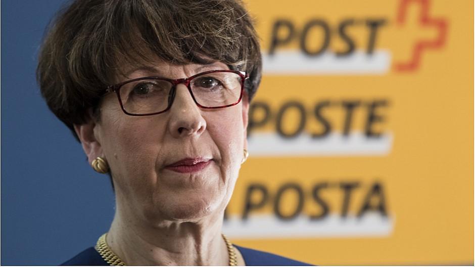 Postauto-Skandal: Postchefin Susanne Ruoff tritt zurück