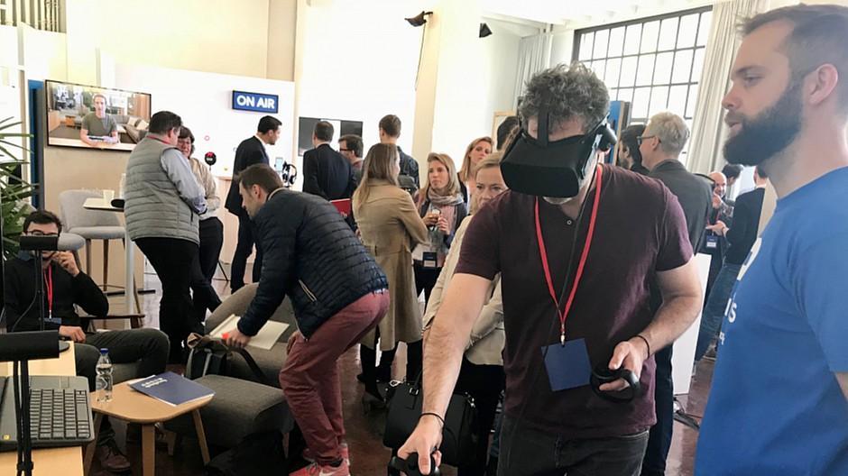 Facebook in der Schweiz: PR-Roadshow lockt 50 Journalisten an
