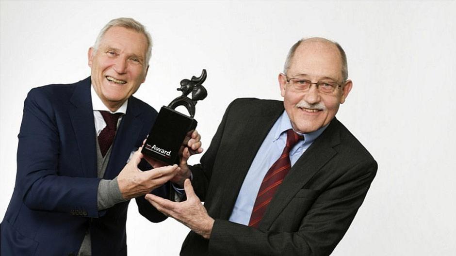 Award Corporate Communications: PR Suisse kauft den Award