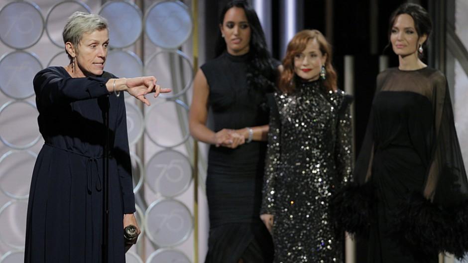Golden Globe: Preise für starke Frauenrollen
