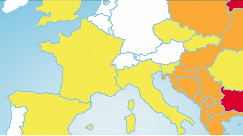 Reporter ohne Grenzen: Pressefreiheit in Europa bedroht