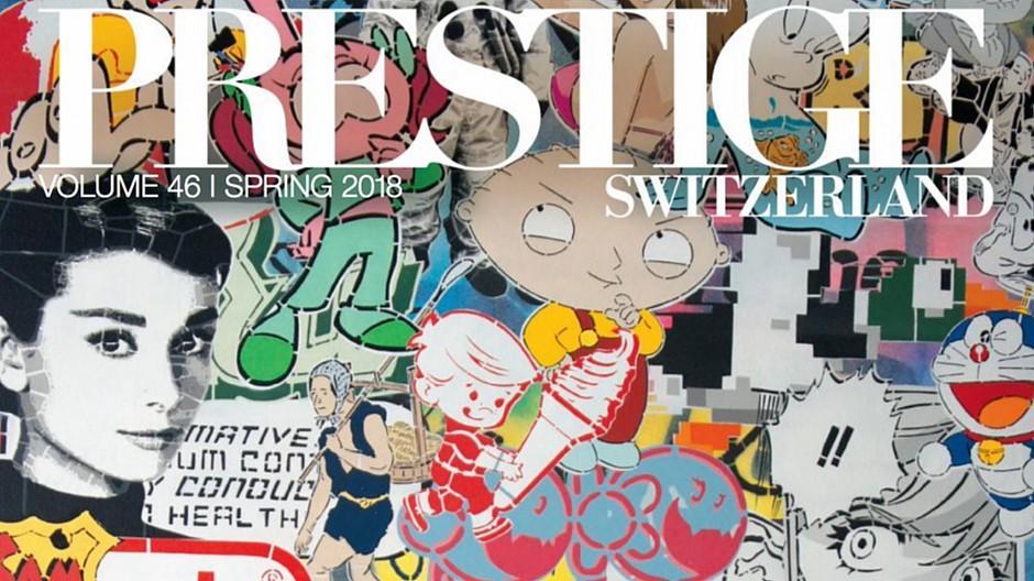 Rundschau Medien: «Prestige» lanciert englische Ausgabe