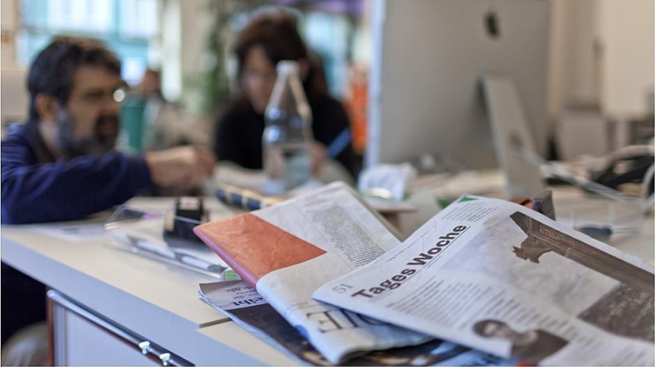 TagesWoche: Print-Ausgabe erscheint nur noch zweiwöchentlich