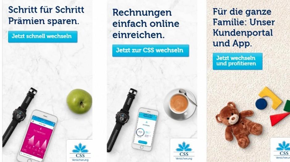 Webrepublic: Herbstkampagne der CSS unterstützt