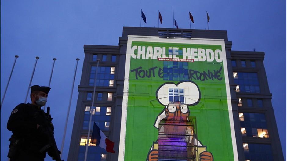 Charlie-Hebdo: Prozess um mindestens eine Woche verschoben