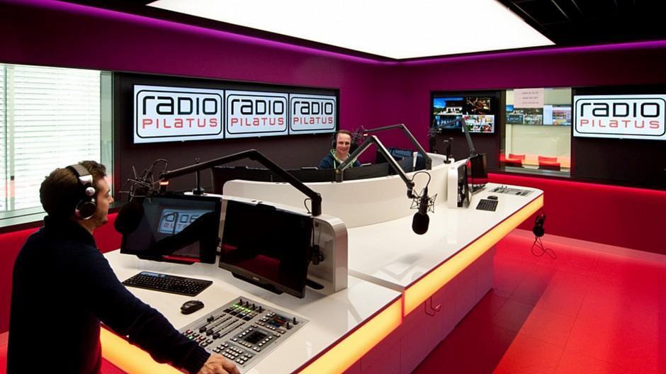 Mediapulse: Radio Pilatus steigt erstmals aufs Podest